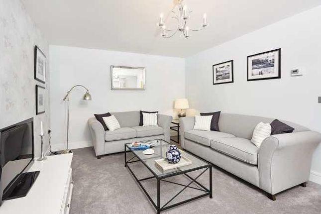 Thumbnail Detached house for sale in Plot 45, The Larkspur, Riversleigh, Warton, Preston, Lancashire