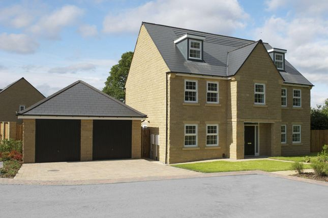 "Thumbnail Detached house for sale in ""Lichfield"" at Bodington Way, Leeds"