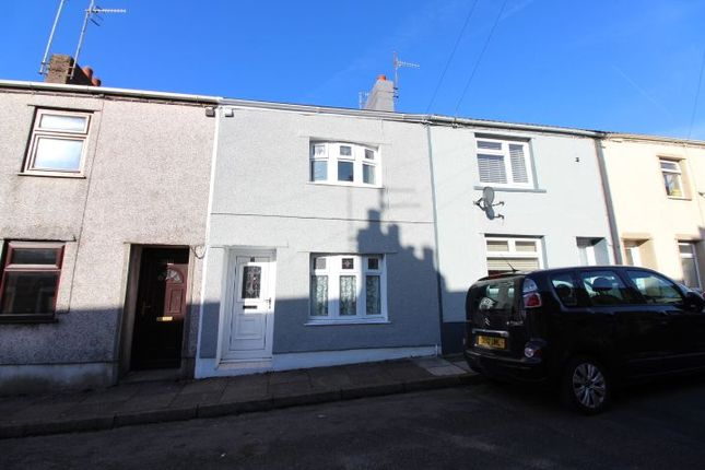 Thumbnail Terraced house for sale in King Street, Sirhowy, Tredegar