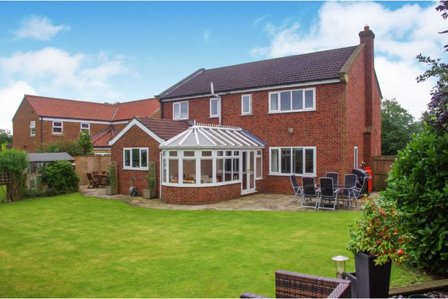 Thumbnail Detached house for sale in Hornby, Northallerton