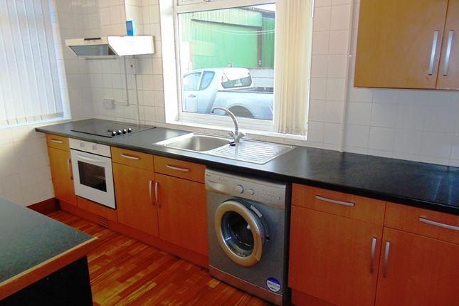 Thumbnail Maisonette to rent in Evesham Road, Offenham