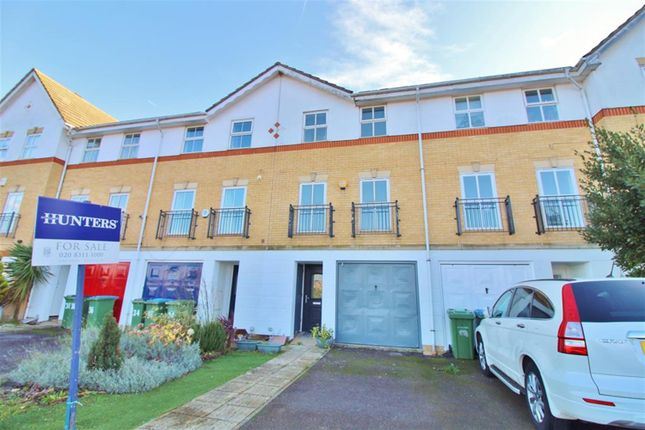 Thumbnail Town house for sale in Princess Alice Way, London