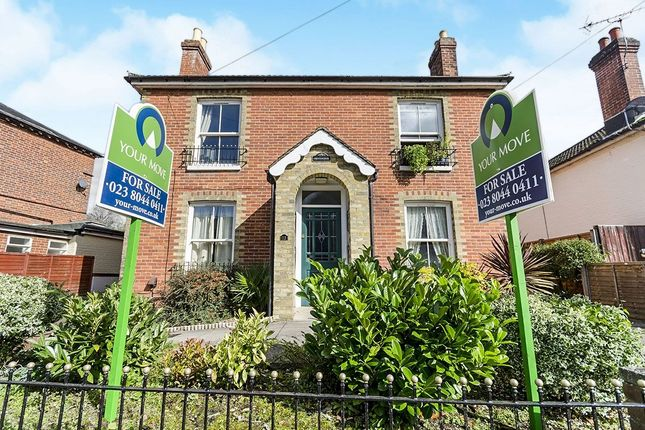 Thumbnail Flat for sale in Victoria Road, Netley Abbey, Southampton