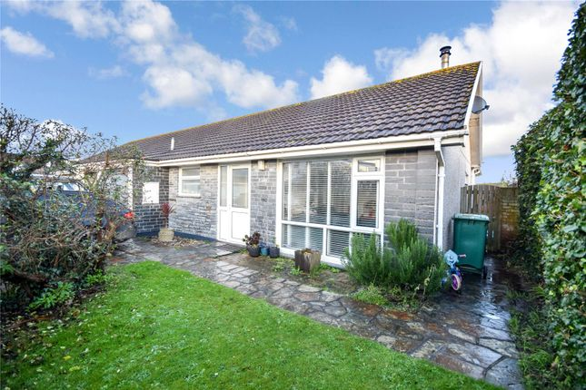 Thumbnail Bungalow to rent in Pityme Farm Road, St. Minver, Wadebridge