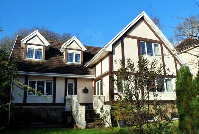 Thumbnail Detached house for sale in Cockett Valley, Cockett, Swansea