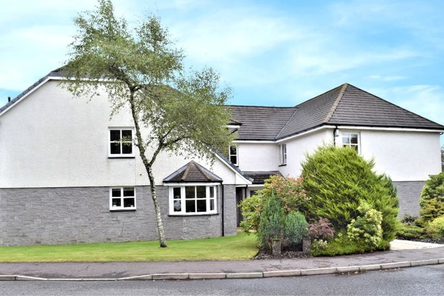 Thumbnail Flat for sale in Windsor Gardens, Auchterarder, Perthshire