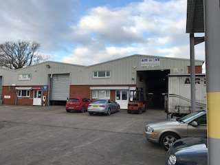 Thumbnail Commercial property for sale in Precision Way, Alcester, Warks