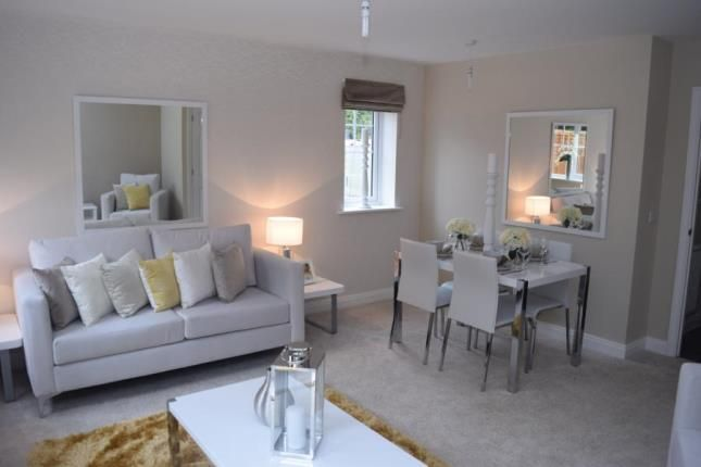 Thumbnail Flat for sale in Westbury Lane, Newport Pagnell