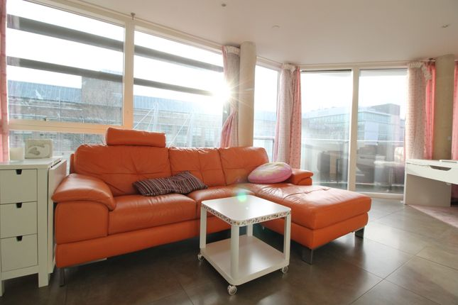 Living Area of Nottingham One, Canal Street, Nottingham NG1
