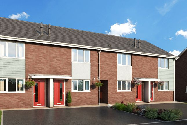 """Thumbnail Property for sale in """"The Laurel At Meadow View, Shirebrook"""" at Brook Park East Road, Shirebrook, Mansfield"""