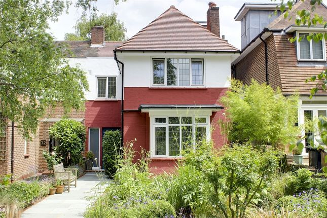 Thumbnail Semi-detached house for sale in The Avenue, Muswell Hill, London