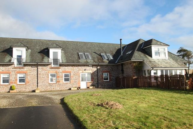 Semi-detached house for sale in The Smiddy, Tombrake Farm Steadings, Balfron