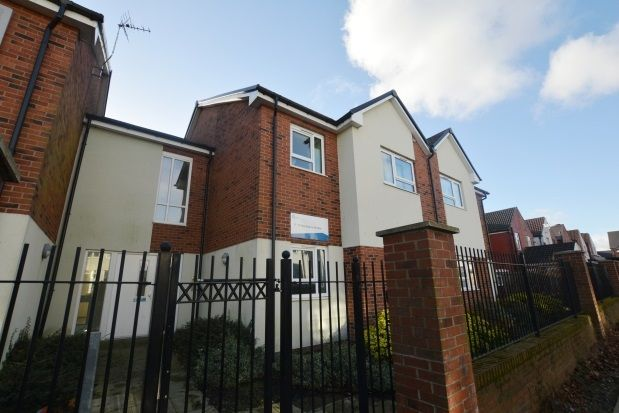 Thumbnail Flat to rent in Doe Quarry Terrace, Dinnington, Sheffield