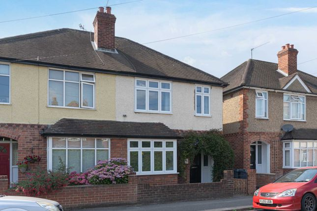 3 bed semi-detached house for sale in Wolsey Road, Caversham, Reading RG4