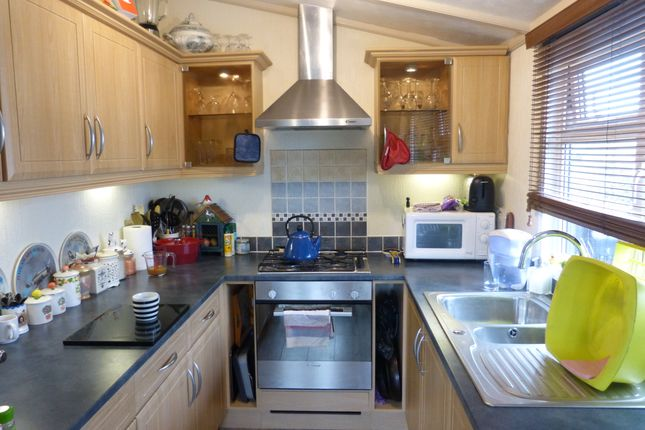 Thumbnail Mobile/park home for sale in Coghurst Hall Holiday Park, Hastings