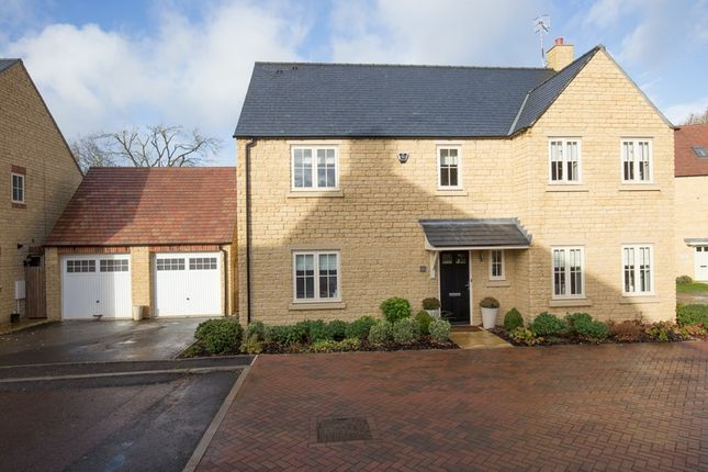 Thumbnail Detached house for sale in Stirling Way, Moreton-In-Marsh, Gloucestershire