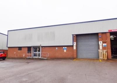 Thumbnail Light industrial to let in Clay Flatts Industrial Estate, Workington
