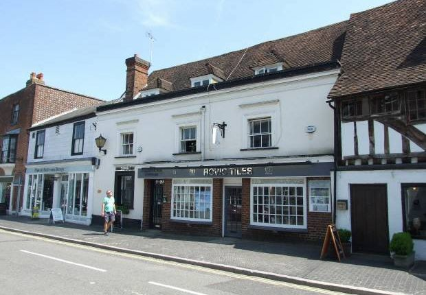Thumbnail Flat for sale in High Street, West Malling