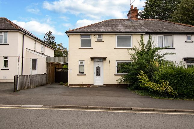 Thumbnail Semi-detached house for sale in Park Avenue, Abergavenny