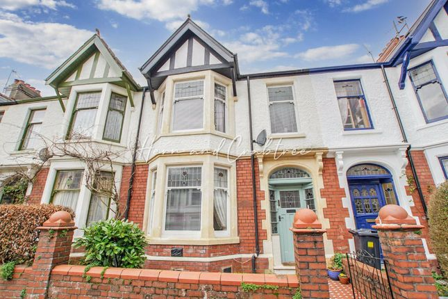 3 bed terraced house for sale in Palace Avenue, Llandaff, Cardiff CF5