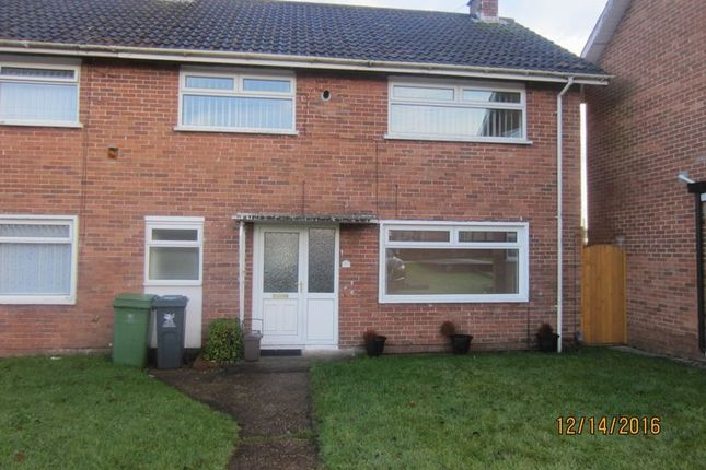 Thumbnail Property to rent in Ashcroft Crescent, Fairwater, Cardiff