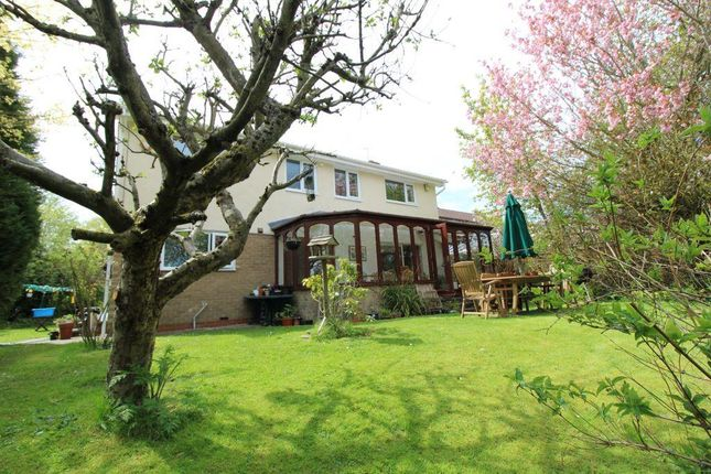 Thumbnail Detached house for sale in Richmond Fields, Darras Hall, Newcastle Upon Tyne, Northumberland