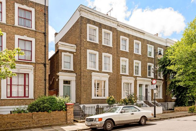 Thumbnail End terrace house for sale in Ockendon Road, London