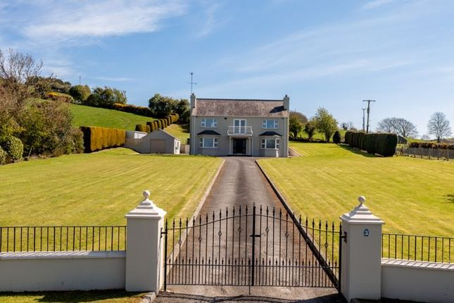 Thumbnail Detached house for sale in Cullentragh Road, Poyntzpass, Newry