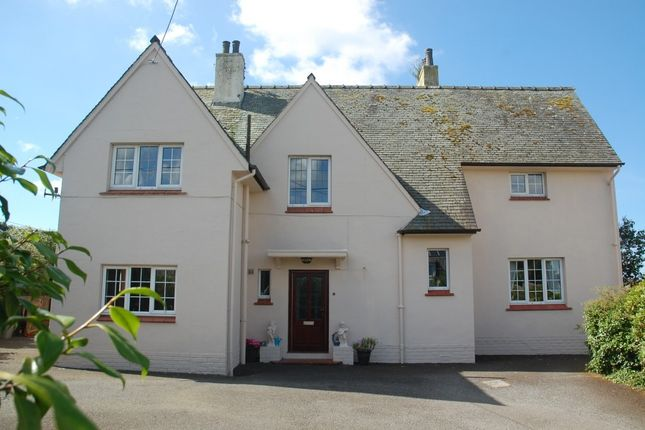 Thumbnail Detached house for sale in Craignethan, 3 Barrhill Road, Kirkcudbright