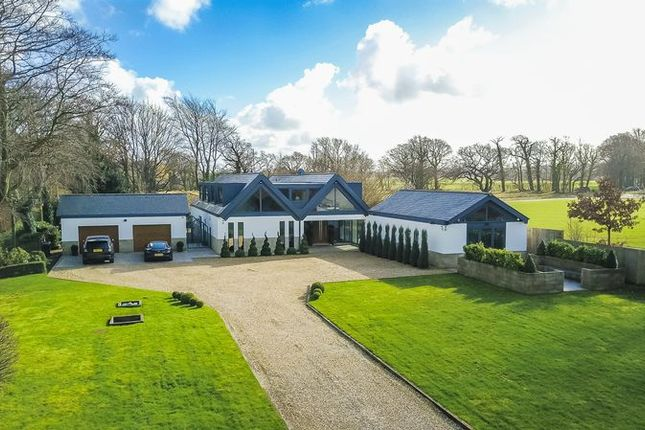 Thumbnail Detached house for sale in Sandy Lane, Lathom, Ormskirk