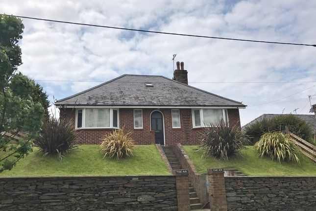 Thumbnail Detached bungalow to rent in Stanley Mount West, Ramsey, Isle Of Man