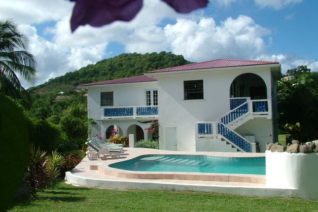Thumbnail Block of flats for sale in Blue Skies Apartments, Rodney Bay Bonne, Caribbean