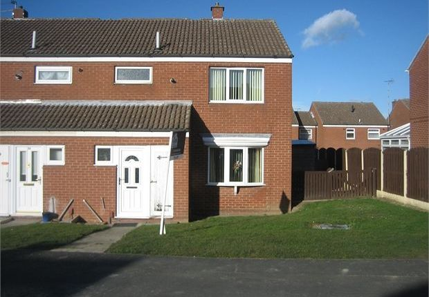 Thumbnail Semi-detached house to rent in Harrogate Drive, Denaby Main