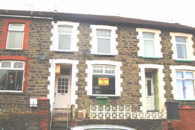4 bed terraced house to rent in Aberdare Road, Abercynon, Mountain Ash CF45