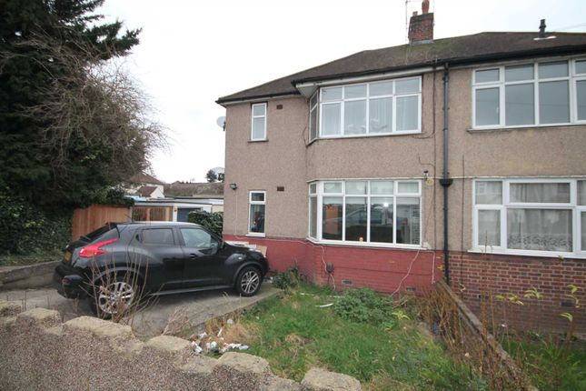 Thumbnail Maisonette to rent in Eversley Avenue, Bexleyheath