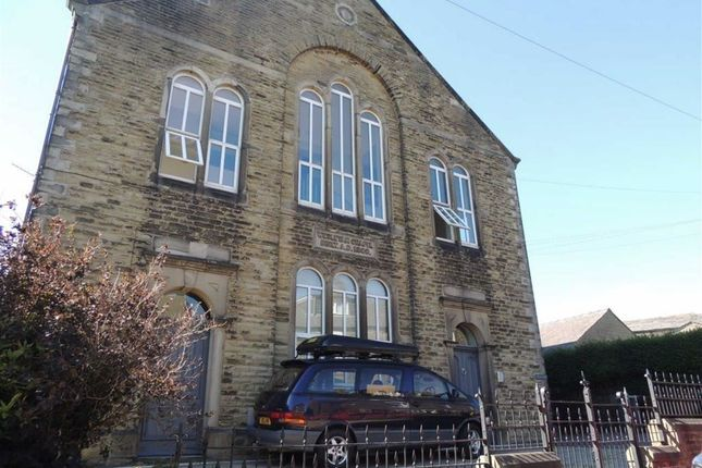 Thumbnail Flat for sale in Post Street, Padfield, Glossop