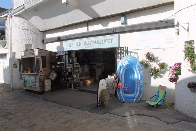 Commercial Investment, The Old Quaymarket, St Ives TR26
