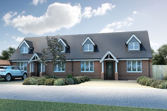 """Thumbnail Semi-detached house for sale in """"The Fyfield"""" at Witney Road, Kingston Bagpuize, Abingdon"""