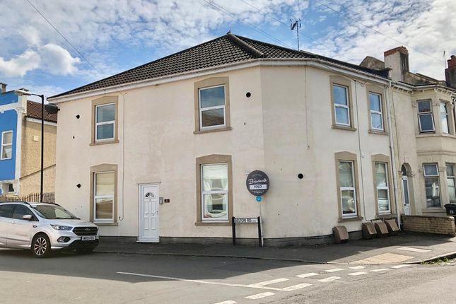 Thumbnail Flat to rent in 2A Belton Road, Easton, Bristol