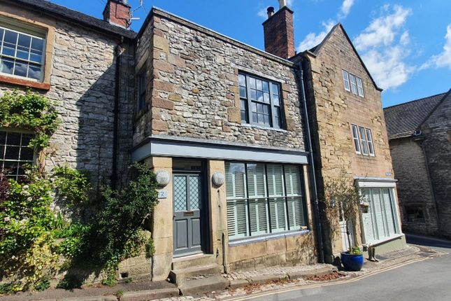 3 bed town house to rent in The Dale, Wirksworth, Matlock DE4