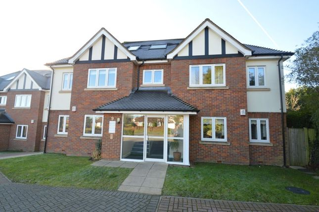 Thumbnail Flat to rent in Willow Tree Gardens, Downley