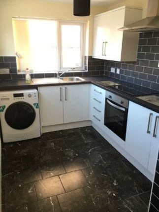 Thumbnail End terrace house to rent in Ashfields New Road, Newcastle, Newcastle-Under-Lyme