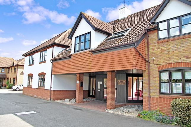Thumbnail Flat for sale in Roberts Court, Chelmsford