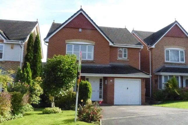 Thumbnail Detached house for sale in Trafalgar Close, Kingsmead, Northwich, Cheshire
