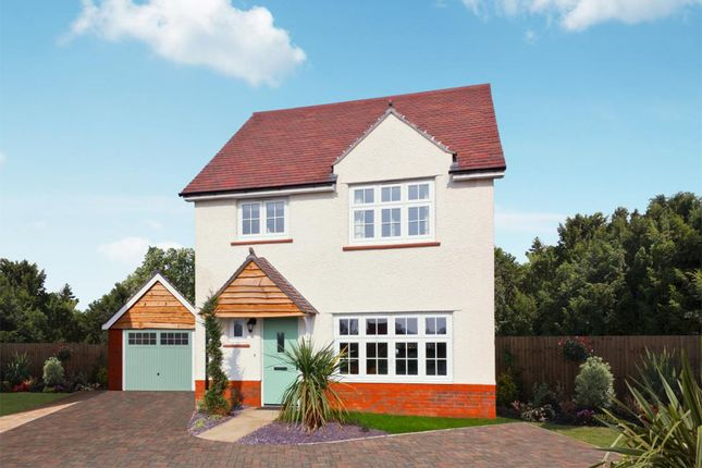Thumbnail Detached house for sale in Woodland View, Off Pinfold Drive, Prestwich, Manchester