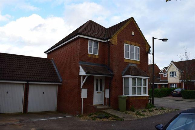 Thumbnail Detached house to rent in Corsewall Place, Tattenhoe, Milton Keynes, Buckinghamshire