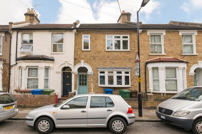Thumbnail Terraced house to rent in Furley Road, London