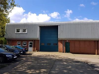 Thumbnail Light industrial to let in Ambassador Industrial Estate, Unit 7, 9 Airfield Road, Christchurch, Dorset