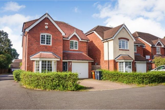 Thumbnail Detached house to rent in Kenilworth Road, Balsall Common Coventry