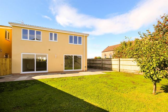 Thumbnail Detached house for sale in Wotton Road, Charfield